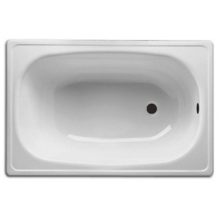 Ванна стальная BLB, EUROPA mini, 105x70 без сиденья, без ножек