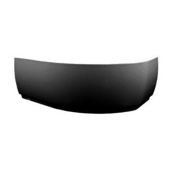 Фронтальная панель для ванны Aquanet Capri 160 L черная