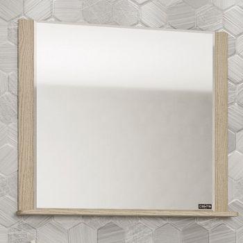 Зеркало СанТа Венера 80 дуб бежевый