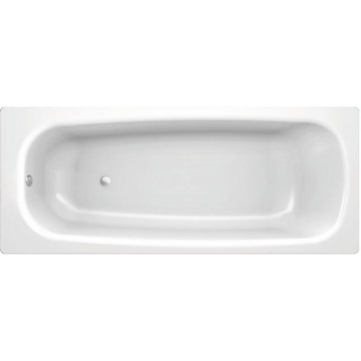 Ванна стальная BLB, Universal HG 160х70, без ножек