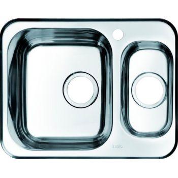 Мойка кухонная Iddis Strit STR60SXi77