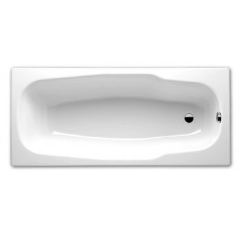 Ванна стальная BLB, ATLANTICA 180х80, без ножек