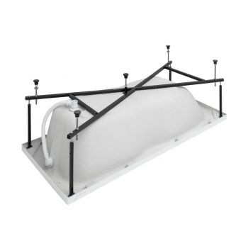 Каркас сварной для акриловой ванны Aquanet Riviera 180x80