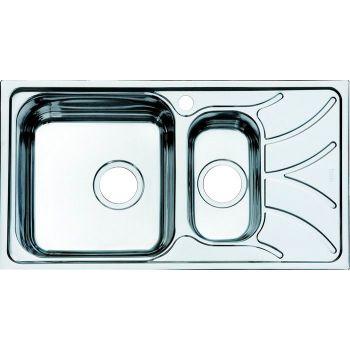Мойка кухонная Iddis Arro ARR78PXi77